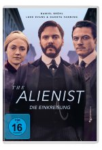 The Alienist - Die Einkreisung  (4 DVDs) DVD-Cover