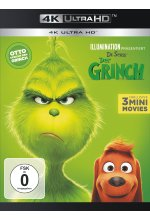 Der Grinch (4K Ultra HD) Cover