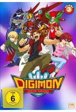 Digimon Data Squad - Volume 3: Episode 33-48  [3 DVDs] DVD-Cover