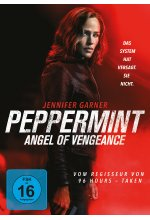 Peppermint - Angel of Vengeance DVD-Cover