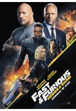 Fast & Furious - Hobbs & Shaw DVD-Cover