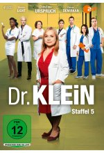 Dr. Klein - Staffel 5  [3 DVDs] DVD-Cover
