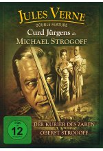 Jules Verne - Strogoff Double Feature DVD-Cover