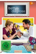 Bettys Diagnose - Staffel 5.2  [3 DVDs] DVD-Cover