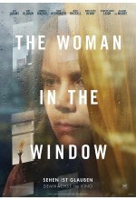 The Woman in the Window DVD-Cover