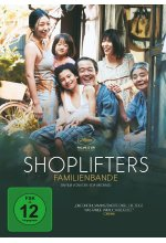 Shoplifters - Familienbande DVD-Cover