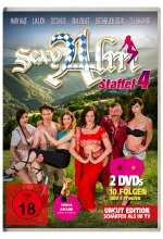 Sexy Alm - Staffel 4 - Uncut  [2 DVDs] DVD-Cover