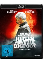The Man Who Killed Hitler and Then The Bigfoot Blu-ray-Cover