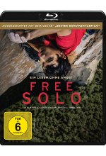 Free Solo Blu-ray-Cover