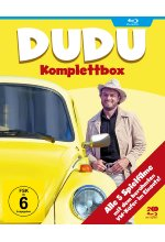 DUDU HD-Komplettbox - Alle 5 Filme erstmals in HD (Filmjuwelen) [2 BRs] Blu-ray-Cover