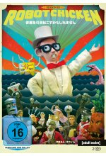 Robot Chicken - Season 3  [2 DVDs] DVD-Cover