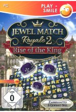 Jewel Match Royale 2: Rise of the King (play+smile) Cover
