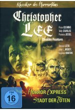 Christopher Lee - Double Feature DVD-Cover