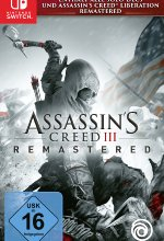 Assassin's Creed 3 Remastered Cover