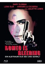 Romeo is Bleeding [LCE] [MB] (+ DVD), Cover A Blu-ray-Cover