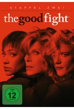 The Good Fight - Staffel 2  [4 DVDs] DVD-Cover