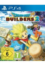 Dragon Quest Builders 2 Cover