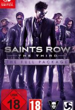 Saints Row - The Third: The Full Package Cover