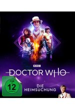 Doctor Who - Fünfter Doktor - Die Heimsuchung [2 BRs] Blu-ray-Cover
