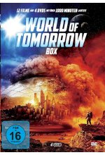 World of Tomorrow Box  [4 DVDs] DVD-Cover
