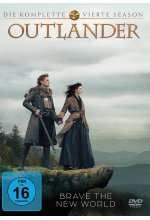 Outlander - Die komplette vierte Season  [5 DVDs] DVD-Cover