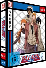 Bleach TV-Serie - Blu-ray-Box 2 (Episoden 21-41) (3 Blu-rays) Blu-ray-Cover