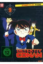 Detektiv Conan - TV-Serie - DVD Box 9 (Episoden 231-254) (5 DVDs) DVD-Cover
