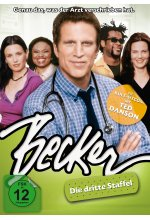 Becker - Staffel 3 [3 DVDs] DVD-Cover