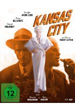 Kansas City - Mediabook  (+ DVD) Blu-ray-Cover