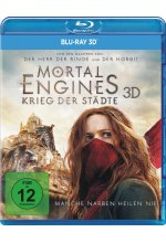 Mortal Engines: Krieg der Städte (3D Blu-ray) Blu-ray 3D-Cover