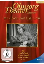 Ohnsorg Theater Klassiker - Lotte spielt Lotto DVD-Cover