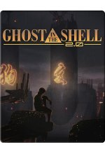Ghost in the Shell 2.0 im FuturePak DVD-Cover