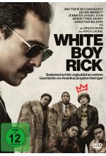 White Boy Rick DVD-Cover