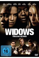 Widows - Tödliche Witwen DVD-Cover