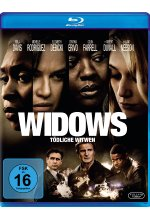 Widows - Tödliche Witwen Blu-ray-Cover