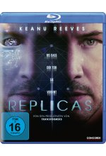 Replicas Blu-ray-Cover
