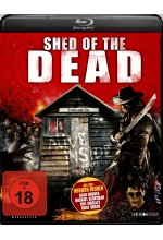 Shed of the Dead (uncut) Blu-ray-Cover