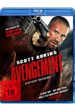 Avengement - Blutiger Freigang Blu-ray-Cover