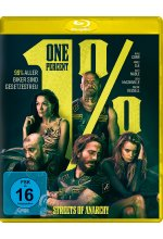 One Percent - Streets of Anarchy Blu-ray-Cover