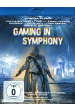 Gaming in Symphony Blu-ray-Cover