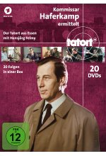 Tatort - Kommissar Haferkamp  [20 DVDs] DVD-Cover