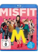 Misfit Blu-ray-Cover