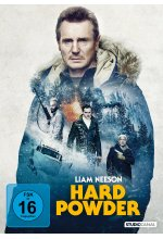 Hard Powder DVD-Cover