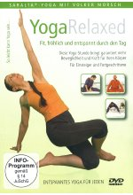 Yoga Relaxed mit Volker Morsch DVD-Cover