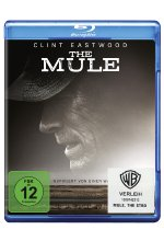The Mule Blu-ray-Cover