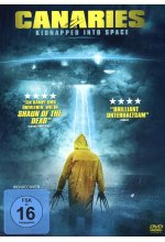 Canaries - Kidnapped Into Space DVD-Cover