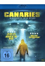 Canaries - Kidnapped Into Space Blu-ray-Cover