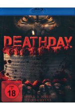 Deathday - Make a Wish ... to Survive Blu-ray-Cover
