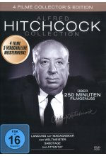 Alfred Hitchcock - Collector's Edition DVD-Cover
