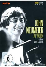 John Neumeier at Work DVD-Cover